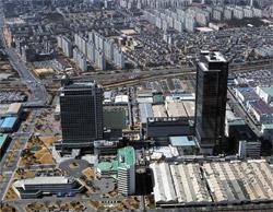 Офис Samsung
