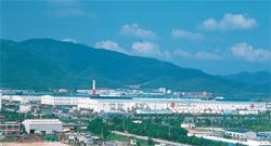 Фабрика по производству кондиционеров в Чангвоне