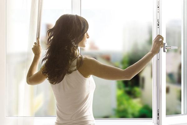 Периодическое проветривание поможет устранить недостаток кислорода